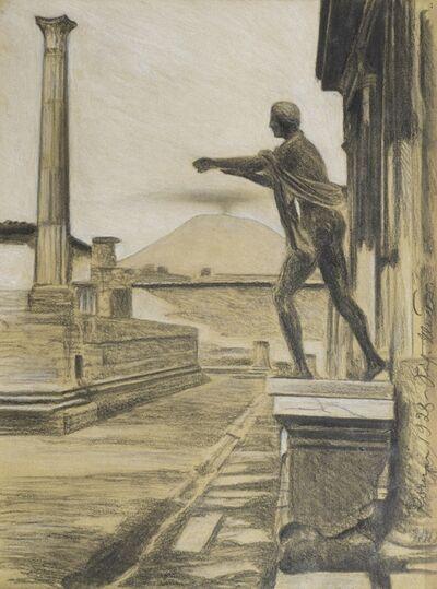 Richard Müller, 'Pompeii', 1928