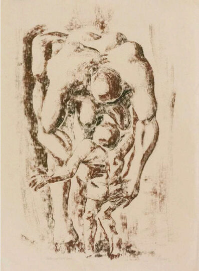 Durant Sihlali, 'Mother and Child', 1966