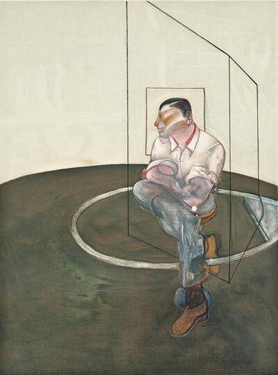 Francis Bacon, 'Étude pour un portrait de John Edwards', 1987