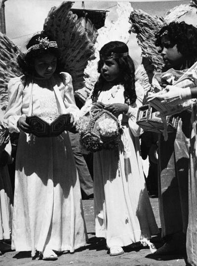 Harold Miller Null, 'Perù (Processione)', anni 1960