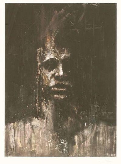 Guy Denning, 'Untitled (Man Looking Forward)'