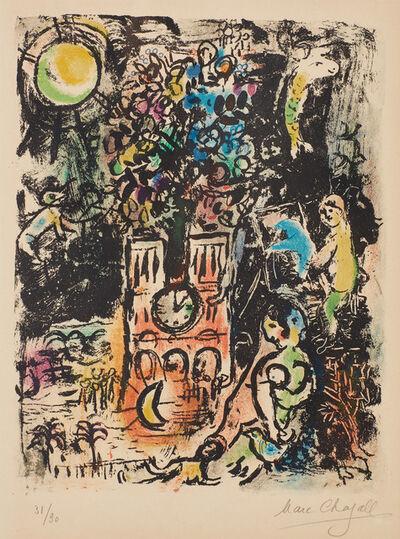 Marc Chagall, 'L'Arbre de Jessé (Jesse's Tree) (M. 297)', 1960