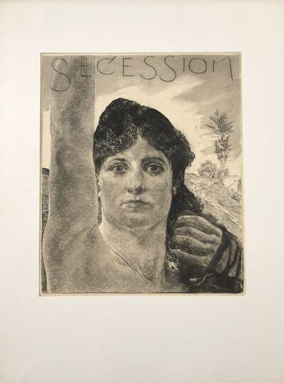 Max Klinger, 'Secession', 1893