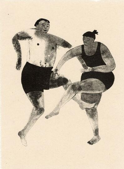 Sandra Wang and Crockett Bodelson SCUBA, 'Dance', 2016