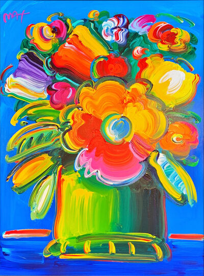 Peter Max, 'ABSTRACT FLOWERS', 2018-2021