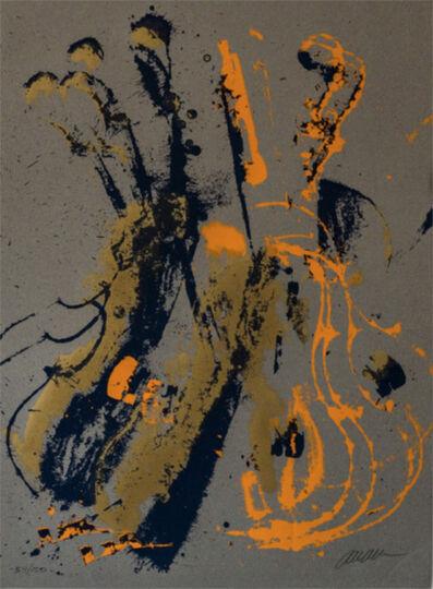 Arman, 'Grey Mood', 1978