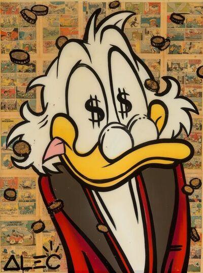 Alec Monopoly, 'Scrooge McDuck'