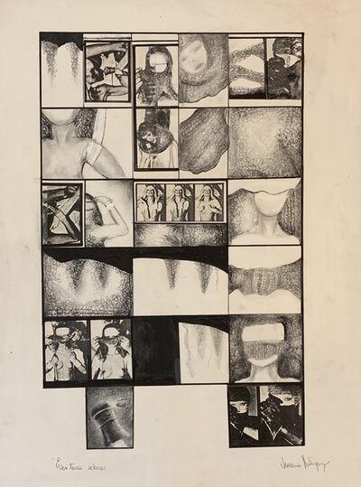 Susana Rodríguez, 'Escritura sobre el erotismo. La piel', 1983