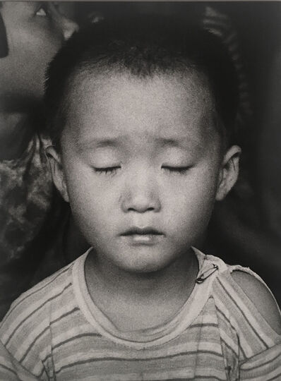 Dorothea Lange, 'Korean Child', 1958