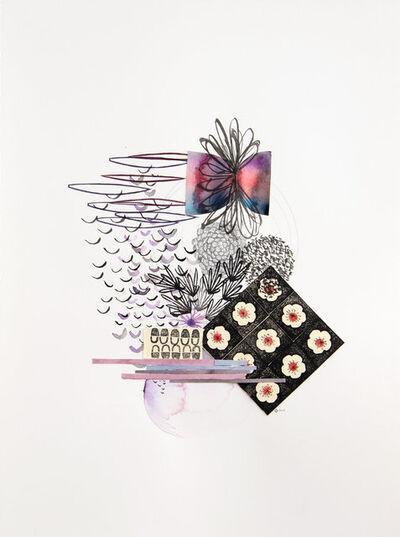 Dani Vinokurov, 'Heart Bomb No. 04', 2015