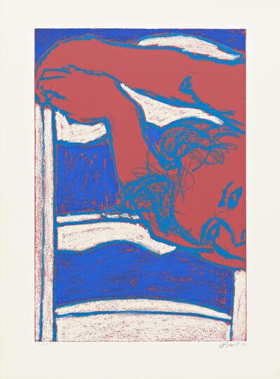 George Segal, 'Six Serigraphs (Five)', 1970
