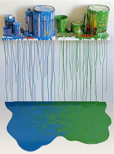 Jorge Magyaroff, 'Interconnections nº2', 2014
