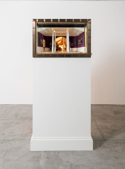 Kenji Sugiyama, 'Institute of Intimate Museums  Outside', 2019