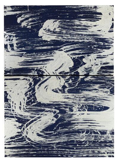Fabienne Verdier, 'Nuit fluide', 2018
