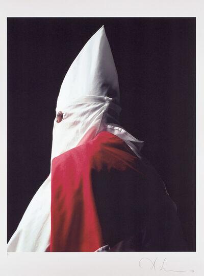 Andres Serrano, 'Ku Klux Klan', 1998