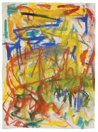 Joan Mitchell, 'Pastel', 1991