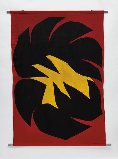Jack Youngerman, 'Felt Banner', 1965