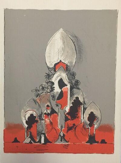 Graham Sutherland, 'Mosque', 1975