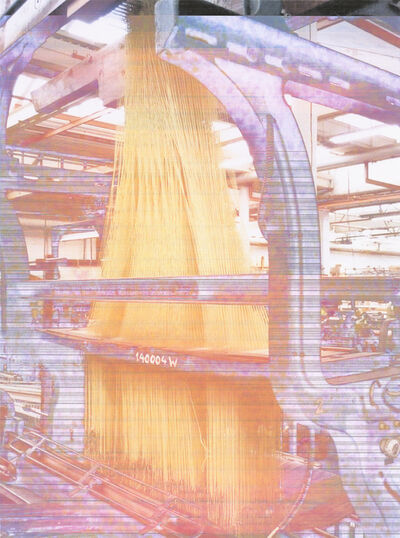 Shelagh Keeley, 'German Textile Factory 12', 2014