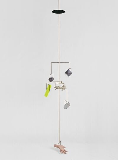 David Casini, 'Geometrie per un canone rovesciato V', 2015