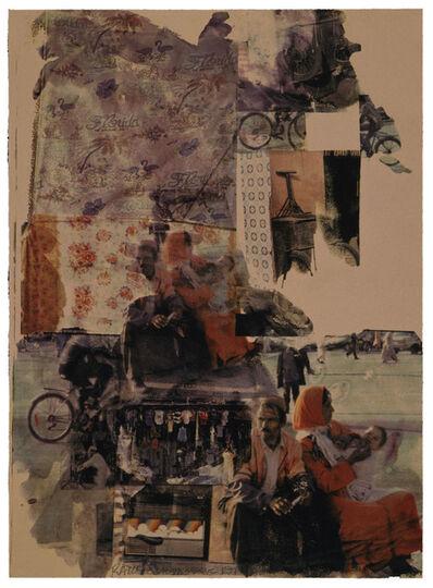 Robert Rauschenberg, 'Reunion', 2000