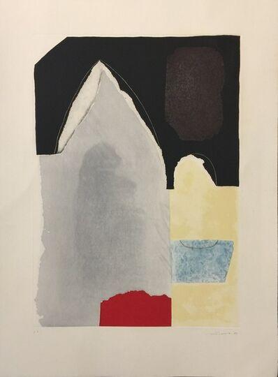 Giuseppe Santomaso, 'Montagne', 1984