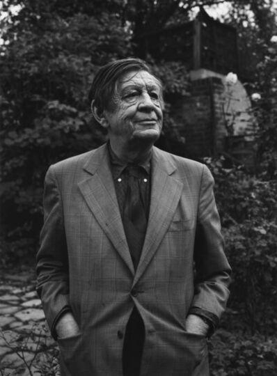 Yousuf Karsh, 'W.H. Auden', 1972