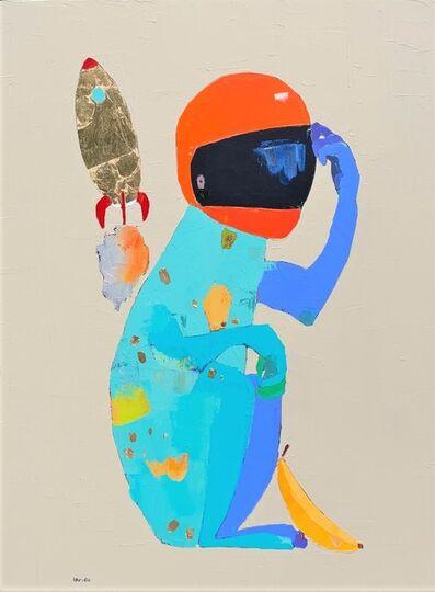 Trevor Mikula, 'Space Monkey', 2019