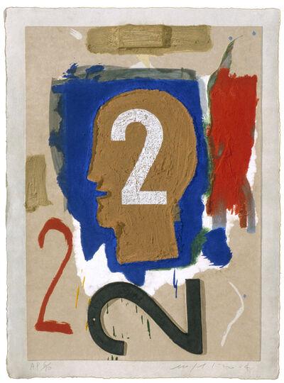 Mimmo Paladino, 'California Suite No. 3', 2004