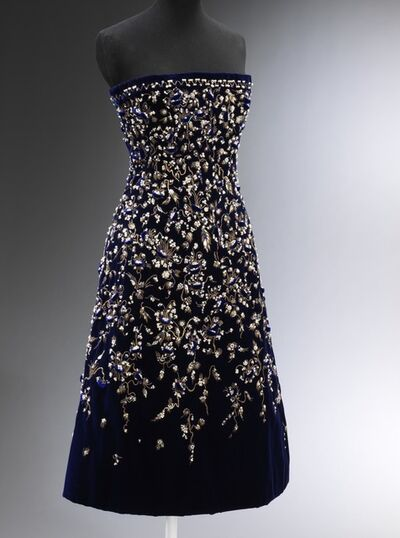Christian Dior, ''Bosphore' Evening Dress', 1956