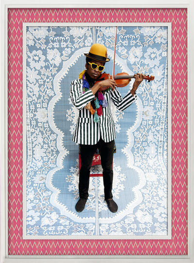 Hassan Hajjaj, 'Mr. Toliver ', 2010