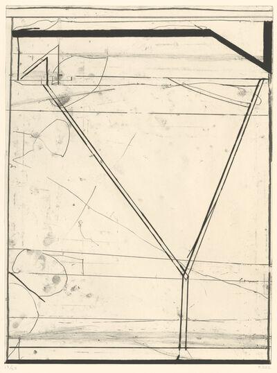 Richard Diebenkorn, 'Soft Ground Y', 1982