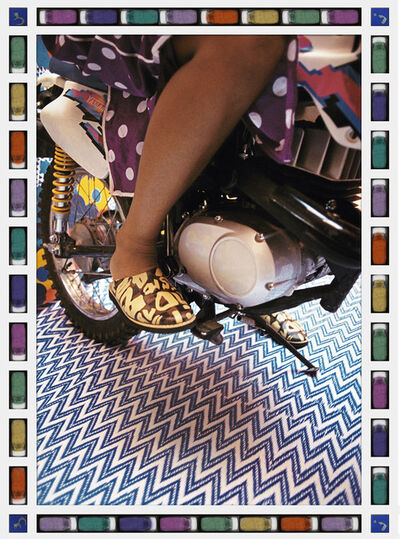 Hassan Hajjaj, 'Kick Start', 2006
