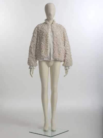 Terence Koh, 'Pearl Bomber Jacket'