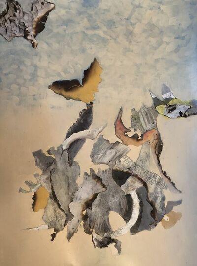 Susan Leskin, 'Life in The Bones, Collage', 2020