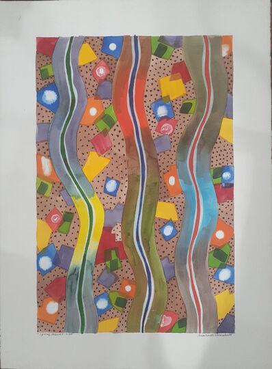 Amaranth Ehrenhalt, 'Spring Ahead 3', 1984