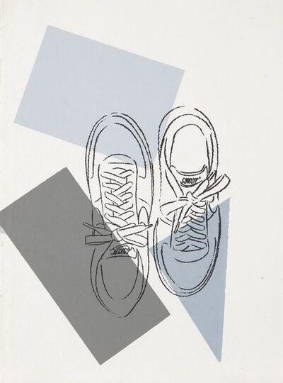 Andy Warhol, 'Nike Sneakers Representing Peter Moore [F. & S. IIIB.36]', 1984