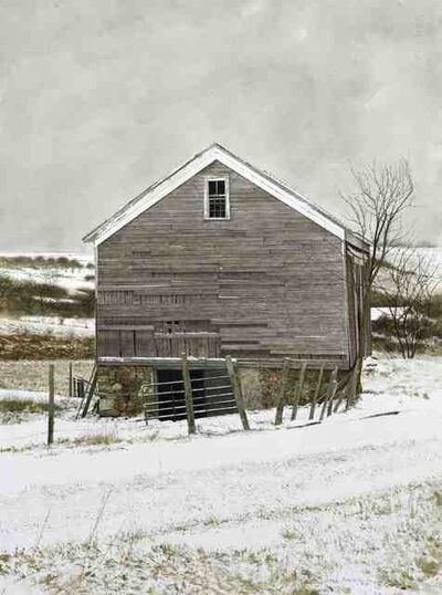 Doug Brega, 'Hamilton Barn', 2013