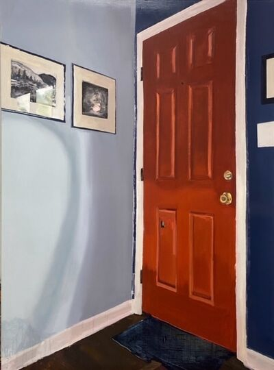 Serena Stevens, 'Red Door', 2020