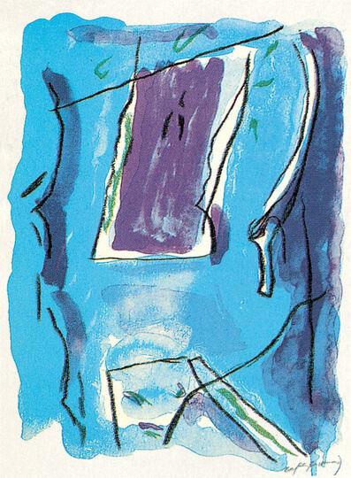 Albert Ràfols-Casamada, 'Parc 4', 1988