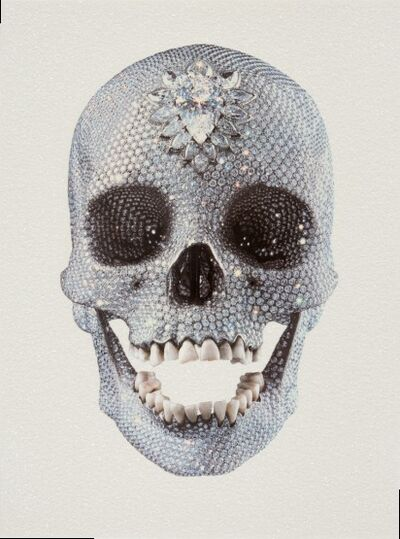 Damien Hirst, 'For the Love of God', 2009-2013