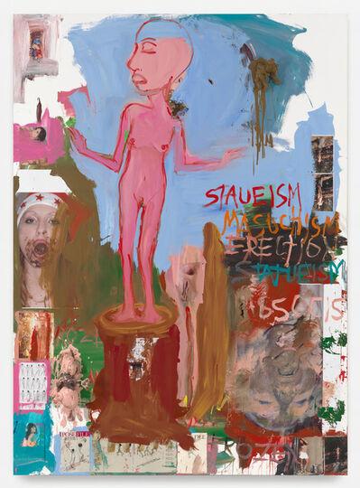 Paul McCarthy, 'WS, Staueism, Masochism, Erection, Statueism, Frozen, Pose File, Spiritual Philosophy', 2014