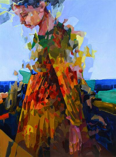 Melinda Matyas, 'Blue Horizon', 2017