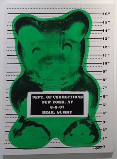 Whisbe, 'Vandal Gummy Green', 2015