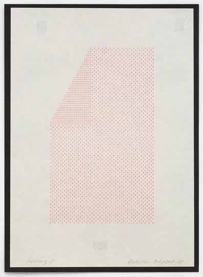 Ruth Wolf-Rehfeldt, 'Faltung 1', 1978