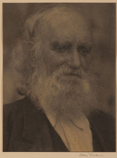 Doris Ulmann, '[Brother William Anderson, Shaker Settlement, Mount Lebanon, New York', 1926 or 1927