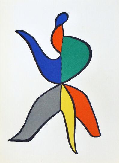Alexander Calder, 'Derrière le Miroir 141 C', 1963