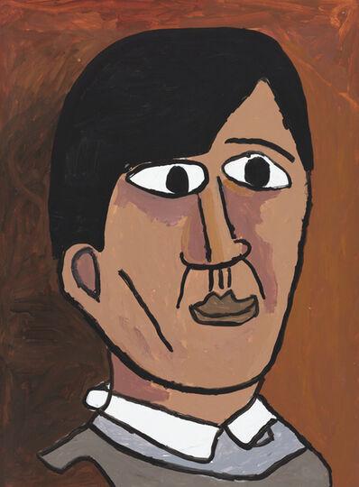 Peter DeLira, 'Young Picasso Portrait', 2019
