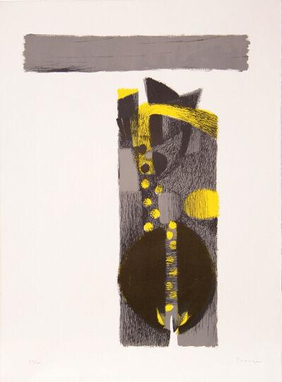 Fernando de Szyszlo, 'Sin Titulo', 1970
