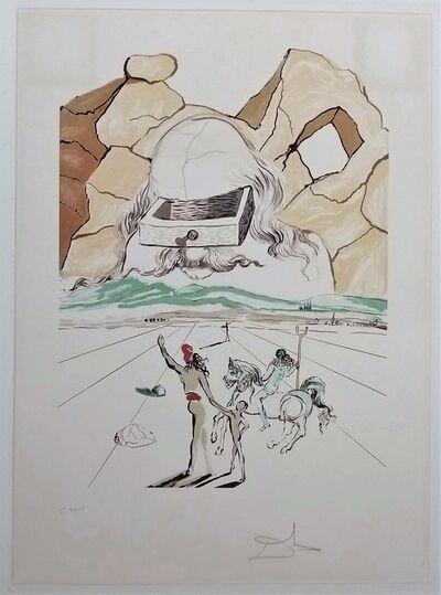 Salvador Dalí, 'The Path To Wisdom', 1978